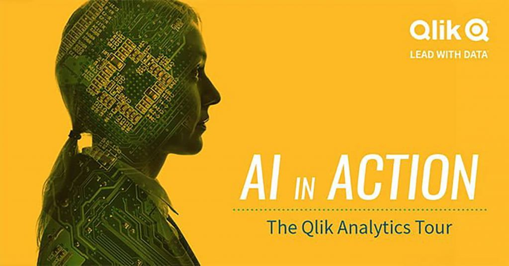 Qlik, venez découvrir l'IA en action