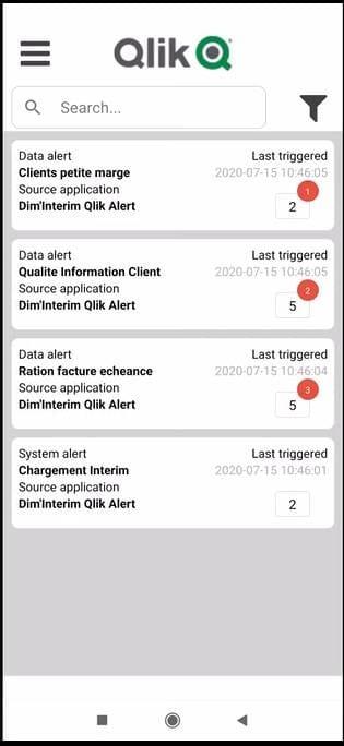 Qlik Alerting une gestion d'alertes basée sur les données